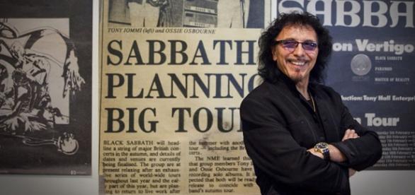 La salud de Iommi pone fin a Black Sabbath