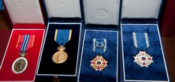 Medalii oferite de Casa Regală a României