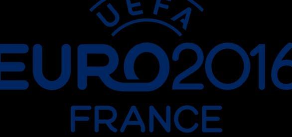 Oficjalne logo UEFA Euro 2016.