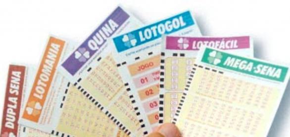 Vários jogos da loteria estão acumulados