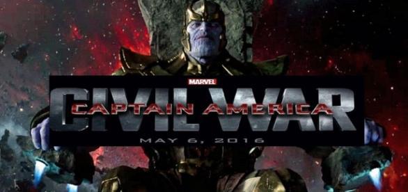 Confirmado Thanos en Civil War
