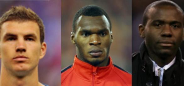 Dzeko, Benteke y Muamba tuvieron un nuevo comienzo
