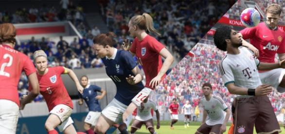 FIFA 16 vs Pro Evolution Soccer 2016