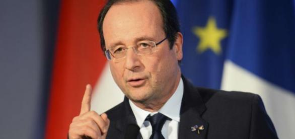 François Hollande, bombardeará Siria