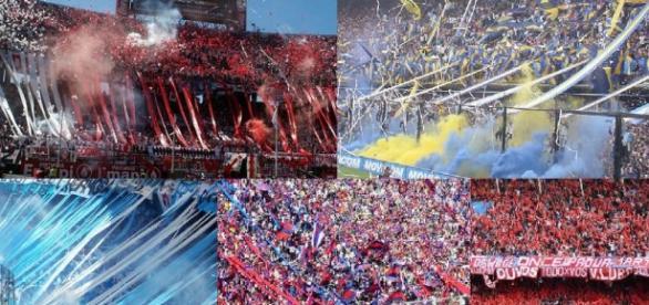 Fútbol: Un sentimiento que trasciende los colores.