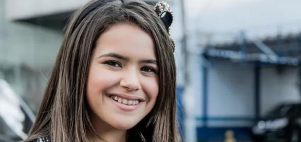 Maísa é preparada para ser nova Eliana do SBT