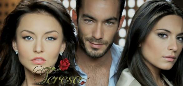 Teresa foi produzida em 2010 pelaTelevisa