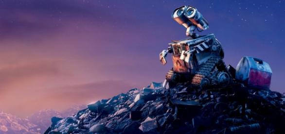 WALL-E, lançado em 2008 (Foto: Divulgação/Pixar)