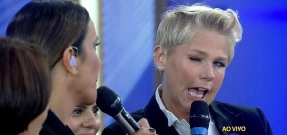 Xuxa fez diversas brincadeiras com Ivete Sangalo