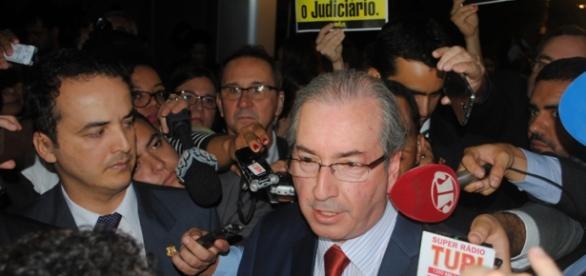 Cunha fala sobre pauta do Congresso Nacional