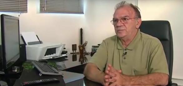 Gilberto Chierice ex-professor e pesquisador USPSC