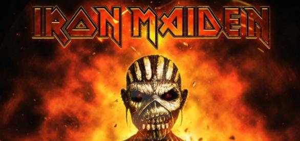 Iron Maiden regressa com The Book Of Souls