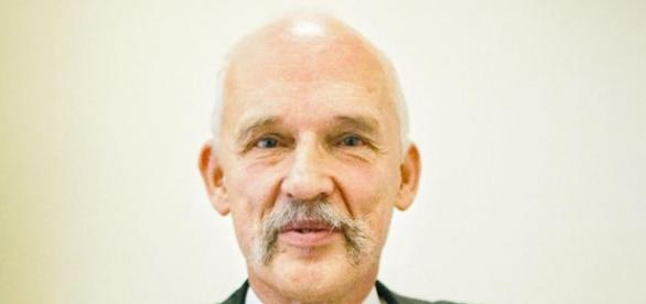 Janusz Korwin-Mikke ostrzega przed imigrantami