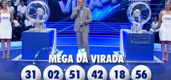 Seis brasileiros acertam a Mega Sena da Virada