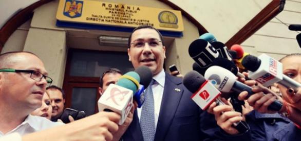 Victor Ponta a trecut de mai multe ori pe la DNA