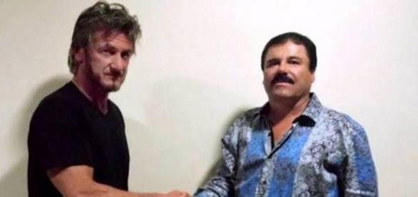 El Chapo, antes de ser encontrado