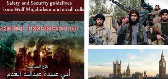 Ghidul teroristului-Broşură adresată jihadiştilor