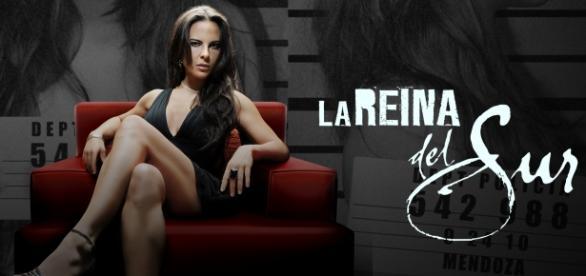 Kate del Castillo em ''La Reina del Sur''
