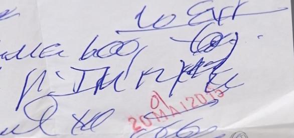 Os médicos e a caligrafia de suas receitas