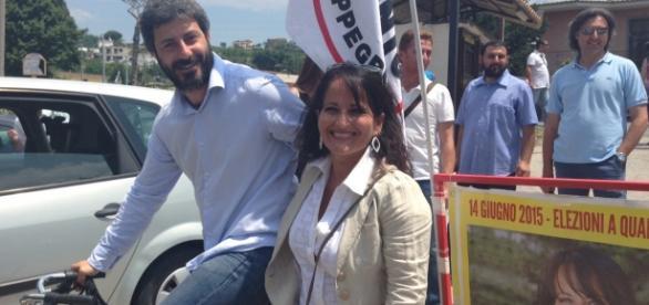 Rosa Capuozzo, sindaco di Quarto del M5S