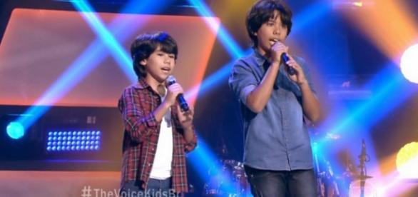 'The Voice Kids' - Foto/Reprodução: Globo