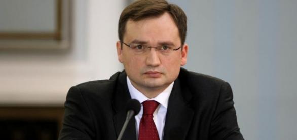 Zbigniew Ziobro pisze do Oetingera (scrn)