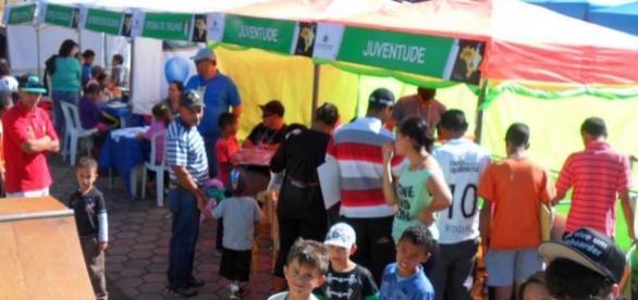 Agentes atuarão em eventos da Cajuv