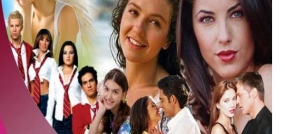 As novelas mexicanas fazem sucesso no Brasil