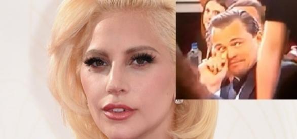 """Ator levou """"susto"""" quando Lady Gaga passou"""