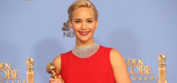 Esse foi o terceiro Globo de Ouro da atriz