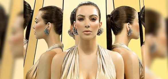 Kim reina entre las reinas en las redes sociales
