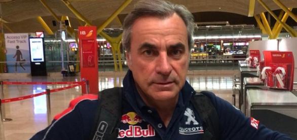 Carlos Sainz lidera el Dakar 2016