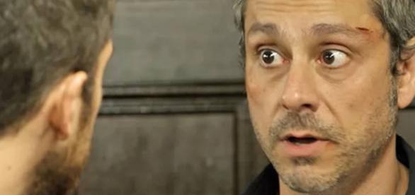 Dante descobre que Romero é da facção