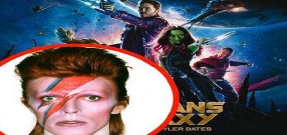 Guardianes de la Galaxia homenajeará a David Bowie