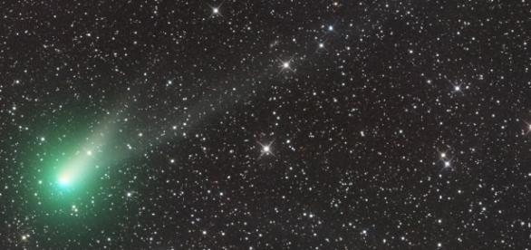Imagen del cometa C/2013 US10 ( Cometa Catalina )