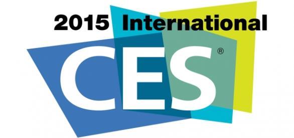 Logo del CES de este año 2015.