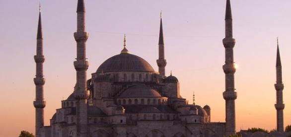 Mezquita de Sultan Ahmed, Estambul