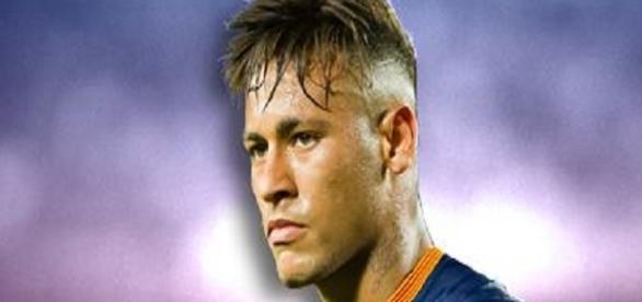 Neymar: Foto: Divulgação do jogador em rede social