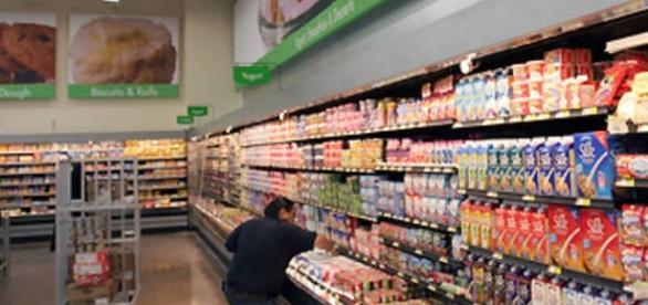 Supermercados já sentem queda nas vendas