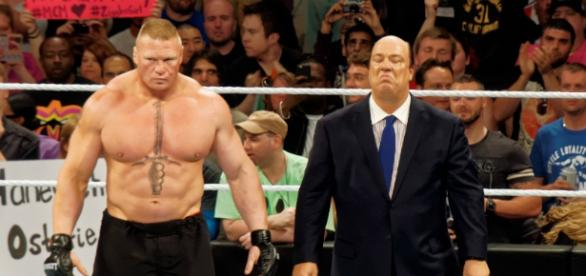 WWE's Brock Lesnar [via flickr.com/miguel_discart]