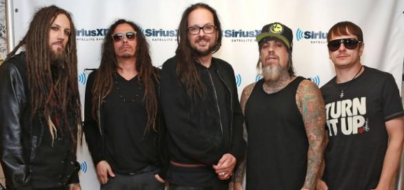 A banda Korn irá marcar presença no Rock in Rio.