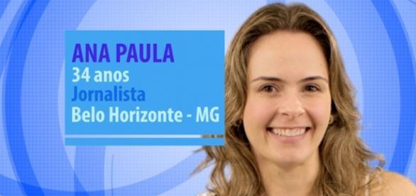 Ana Paula é uma sister do BBB16