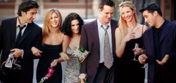 Los protagonistas de 'Friends' se vuelven a reunir