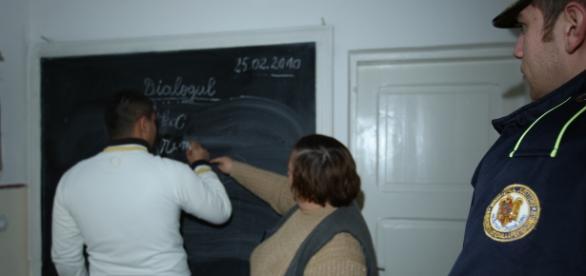 Lucrările erau conduse de profesori universitari