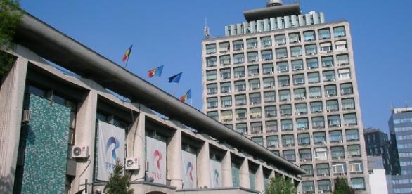 Sediul central al Televiziunii Române!