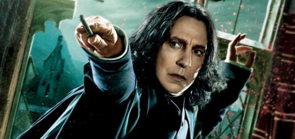 Alan Rickmann - Foto/Divulgação Harry Potter