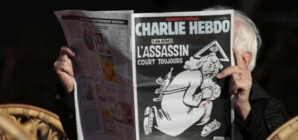 Charlie Hebdo per l'anniversario della strage