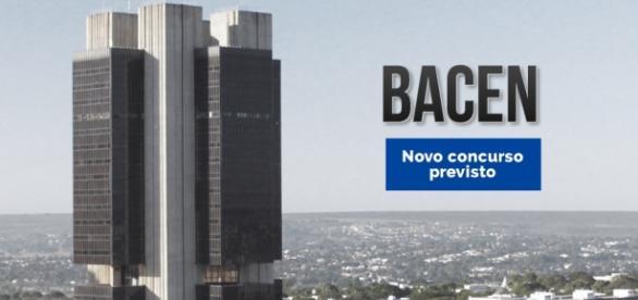 Concurso do Banco Central no início de 2016