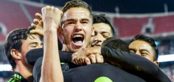 Diego Reyes em destaque em Espanha