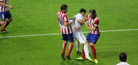 Real Madrid e Atletico de Madrid